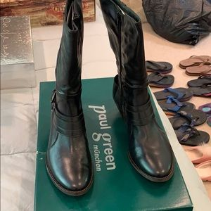 NIB Paul Green Durango Boots